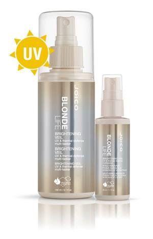Blonde Life - Brightening Veil - UV bescherming voor blond haar - Joico - Hairstation - Rumst